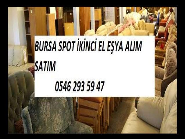 İKİNCİ EL EŞYA ALIM SATIM 0546 293 59 47