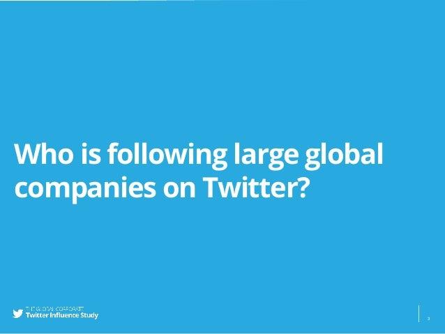 Burson-Marsteller Global Corporate Twitter Influence Study Slide 3