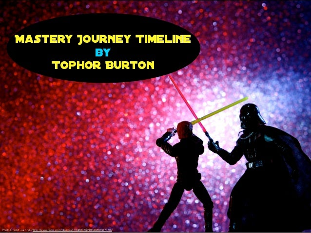 "Mastery Journey Timeline Tophor Burton by Photo Credit: <a href=""http://www.flickr.com/photos/83346641@N00/6206667510/"""