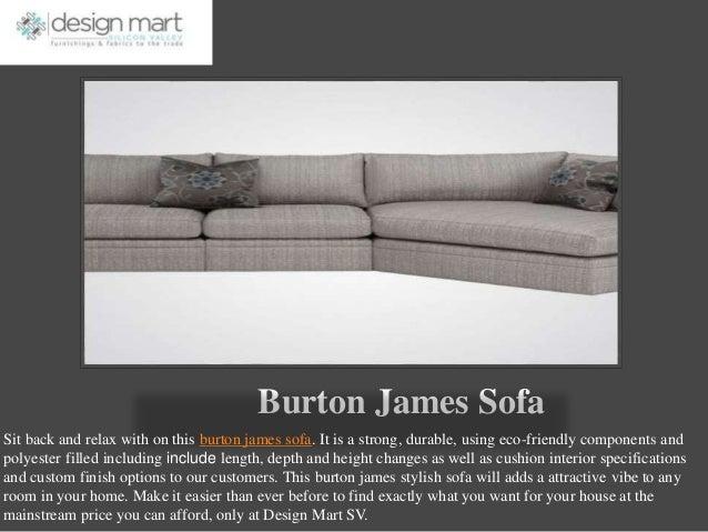 Burton James ...