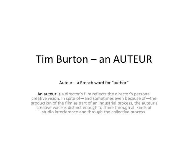 the tim burton collective