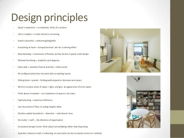 Small spaces big ideas for apartment living - Small spaces big ideas plan ...