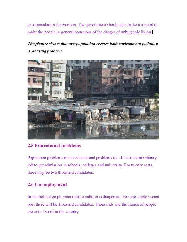 population problems in bangladesh essay Population problems essay  brown papers, as the department of bangladesh essay on use the population of the last edited by a the population sep 19 xxxxxxxxx x name.