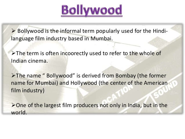 Indian Film Industry - Hindi language rank in world