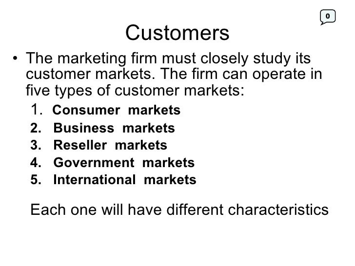 types of markets by kotler The original video can be seen here: this is a short video used to highlight the types of ceos that view.