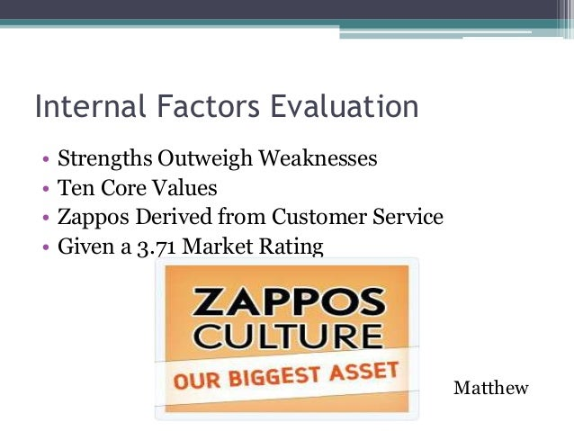 Competitive factors in the retail environment