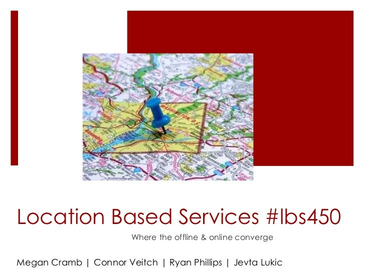 location based services essay This dissertation investigates how location-based services, such as  more  specifically, this thesis consists of three separate essays that are.