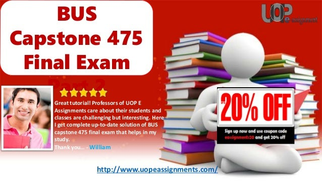 bus 4750 exam 1 study guide
