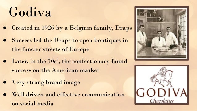 godiva confectionary industry It is classified as operating in the sugar & confectionery product manufacturing industry godiva chocolatier's annual report & profile shows critical firmographic facts: what is the company's size.