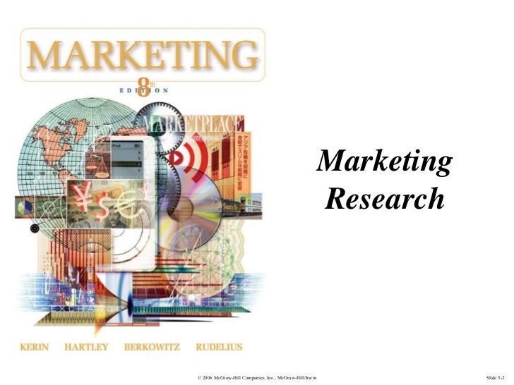 Slide 5-2 Marketing Research
