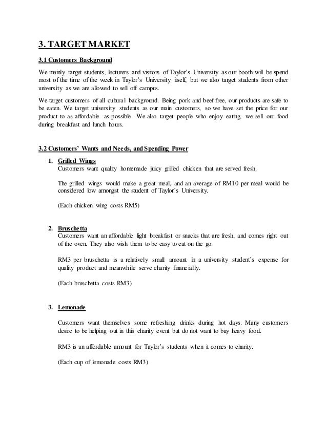 Unit 38 Business Event Management Assignment