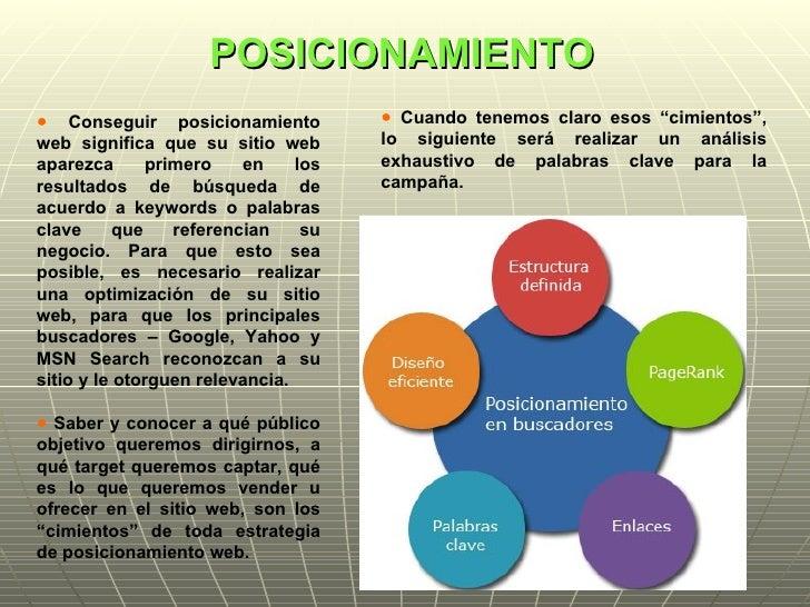 Buscadores Y Posicionamiento Web Slide 3