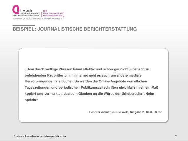 """http://www.ijk.hmtm-hannover.deBEISPIEL: JOURNALISTISCHE BERICHTERSTATTUNG""""Dem durch wolkige Phrasen kaum effektiv und sch..."""
