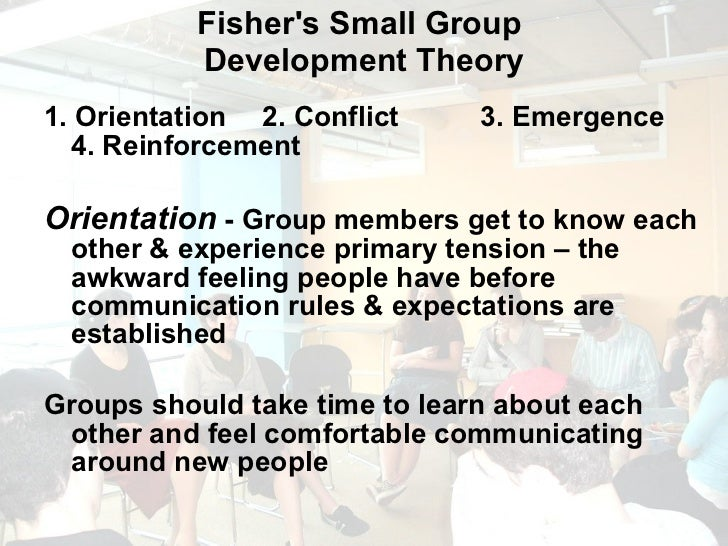 """group formation and communications This is """"advantages and disadvantages of working in groups"""", section 14 from the book an introduction to group communication (v 00) for details on it (including licensing), click here  this book is licensed under a creative commons by-nc-sa 30 license."""