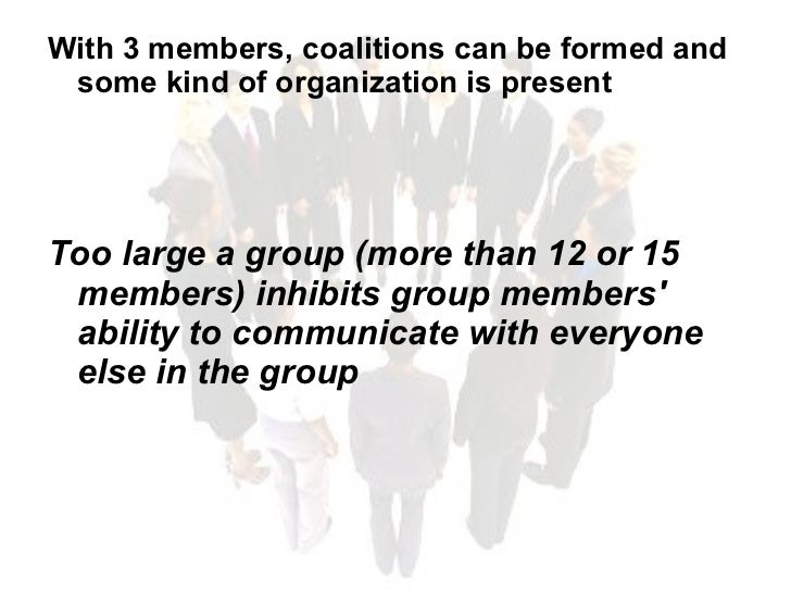 group communication To understand group and team communication, we must first understand the definition of a group many people think that a group is simply a.