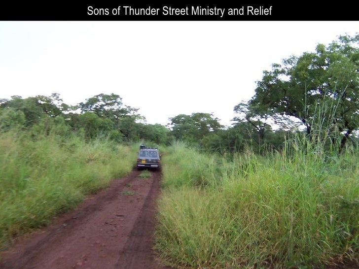 Sons of Thunder Street Ministry and Relief Sons of Thunder Street Ministry and Relief