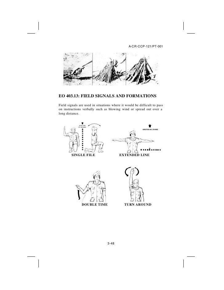 Bushcraft ( Canadian Scout Manual) P O 403