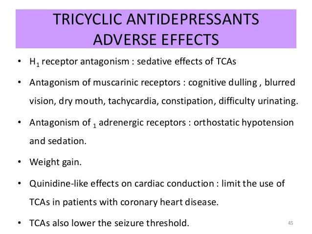 Activating or sedating antidepressants dosage