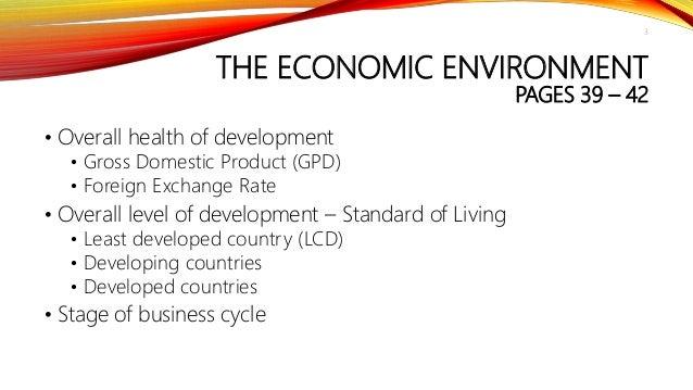 Busi 141 external environment ppt Slide 3