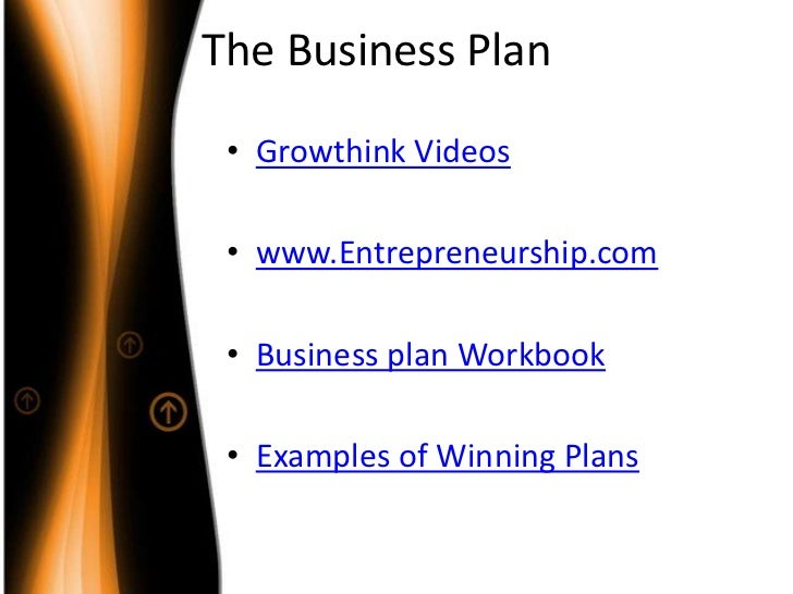 A Step-By-Step Business Plan Workbook