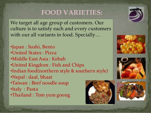 Home Food Delivery Service Business Plan