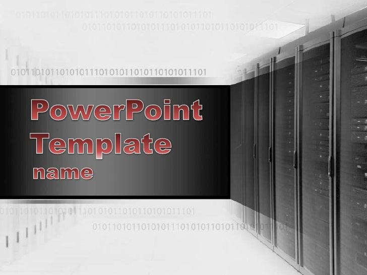 Wondershare business PPT template 3