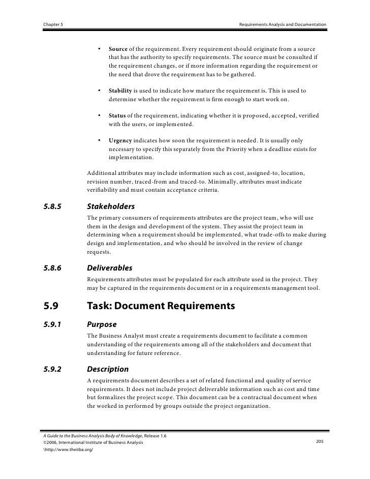 Business Analysis Bok Bokv1 6 - 웹