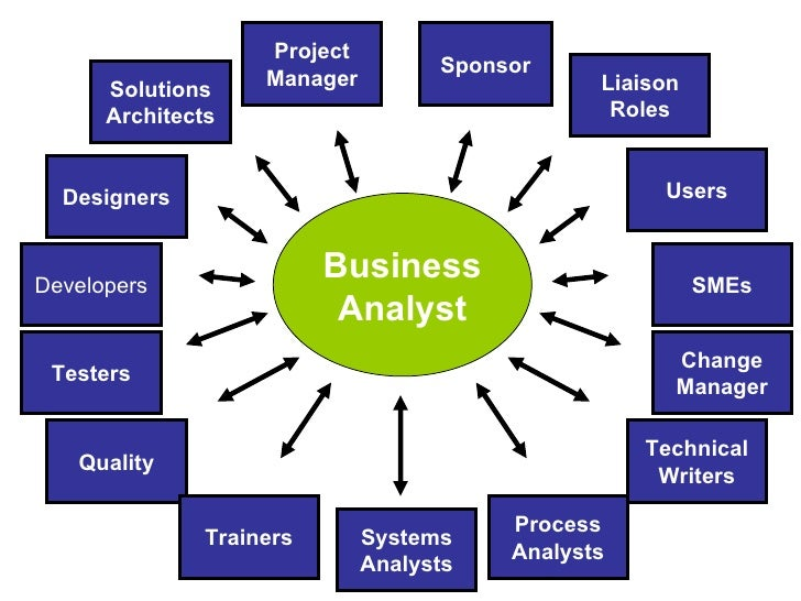 the role of business analyst - Duties Of Business Analyst