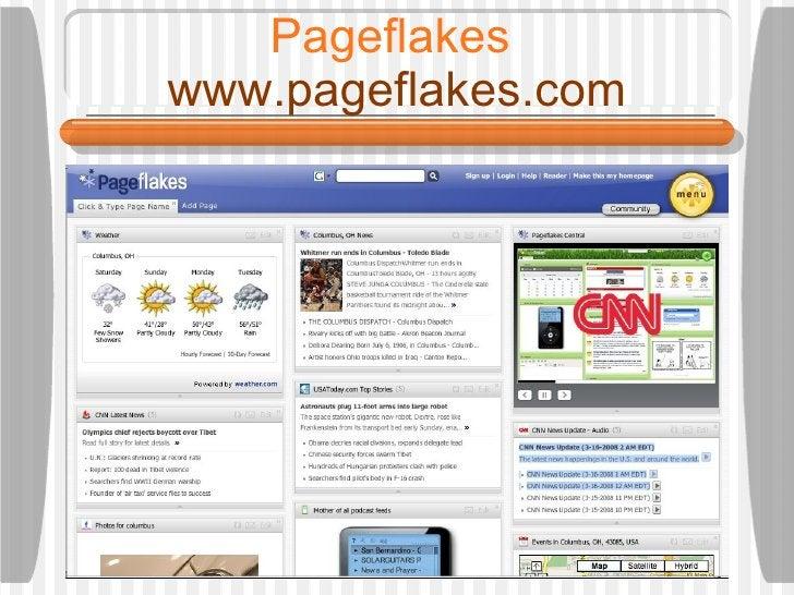 Pageflakes  www.pageflakes.com
