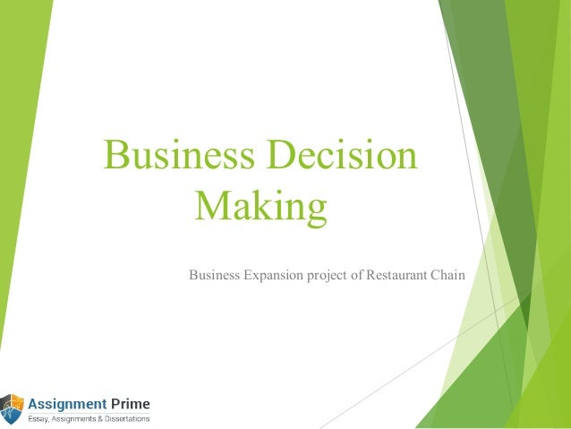 business decision making Continue reading the role of statistics in decision making outline the roles of business statistics in decision making process reply sadik teshote says:.