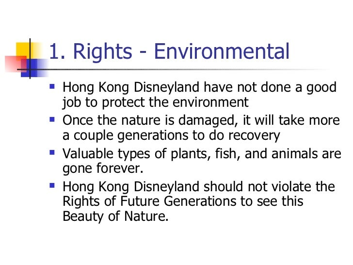 ethical issues in hong kong disneyland Hong kong disneyland is finally on a roll after years of disappointing results, disney's first foray into greater china earned hk$242 million ($31.