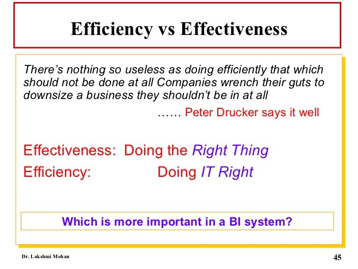 explain the difference between operational effectiveness The focus of [10] was the difference between drastic bpr and as-is based  the  research items for operational satisfaction are defined as.