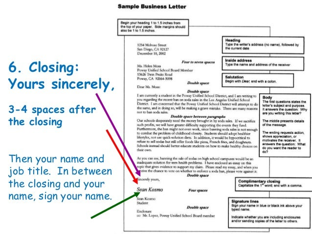 recent posts - How To Sign A Business Letter