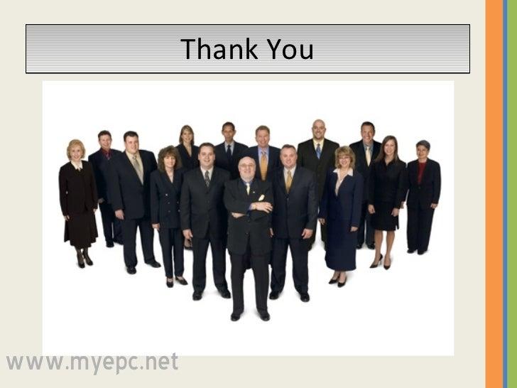 Thank You www.myepc.net