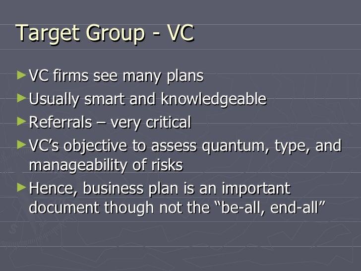 Business Plan Slide 3