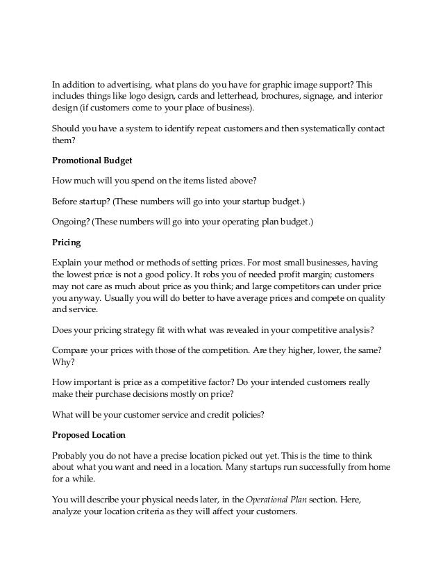 Business plan startup pet care business 05252011 13 accmission Image collections