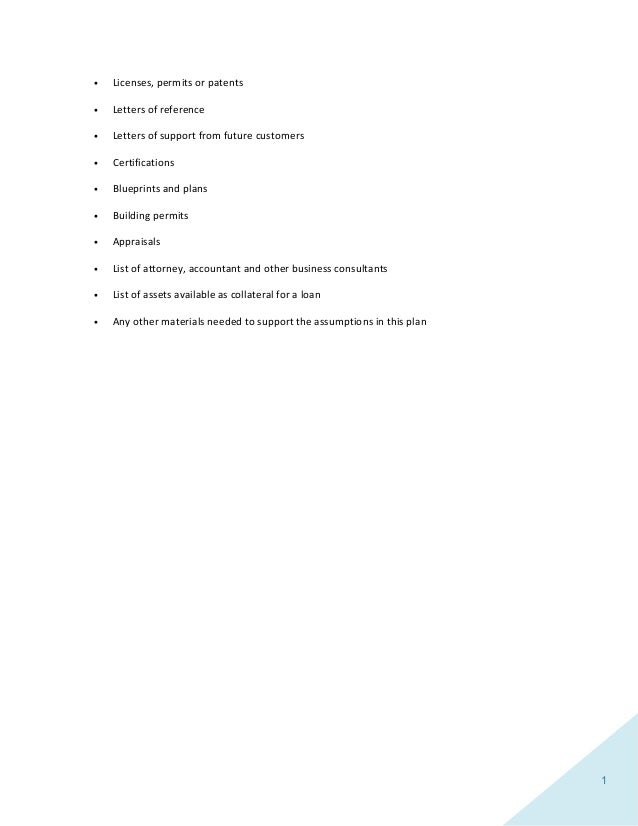 Business plan template customers 29 malvernweather Image collections