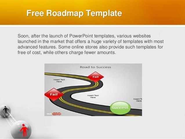 3. Free Roadmap Template ...