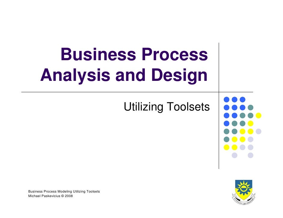 Business System Analysis Cheat Sheet