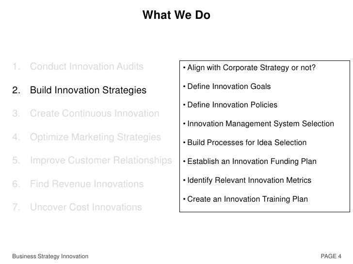 Do people feel like they can innovate in your organization?
