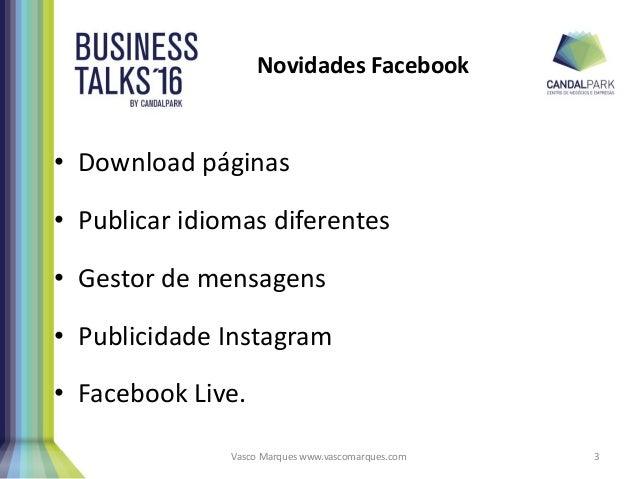 Business talks marketing digital 360 Slide 3
