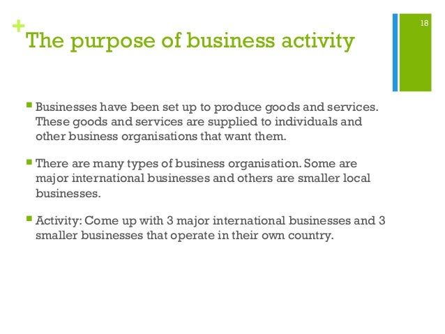 """the purpose of business activities Outsourcing can be defined as """"the strategic use of outside resources to perform activities traditionally handled by internal staff and resources outsourcing is a strategy by which an organization contracts out major functions to specialized and efficient service providers, who ultimately become valued business partners."""