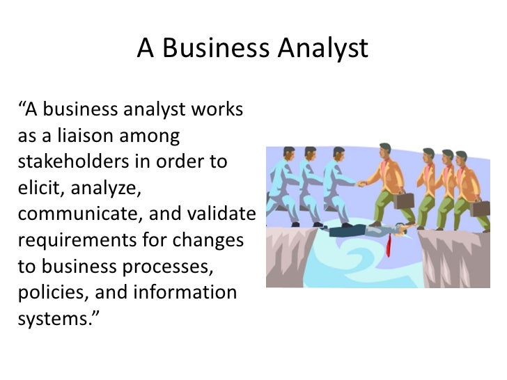 Business Analysis Fundamentals – Business Analysis
