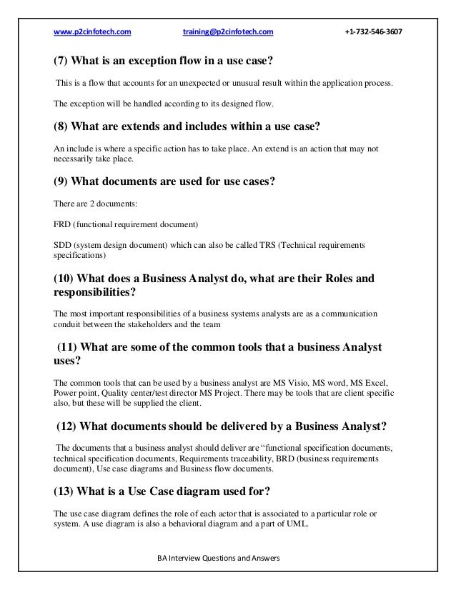 Business analyst assessment case study - Business Resources: Case