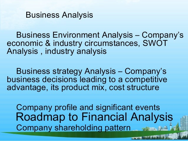 economic analysis for business pdf