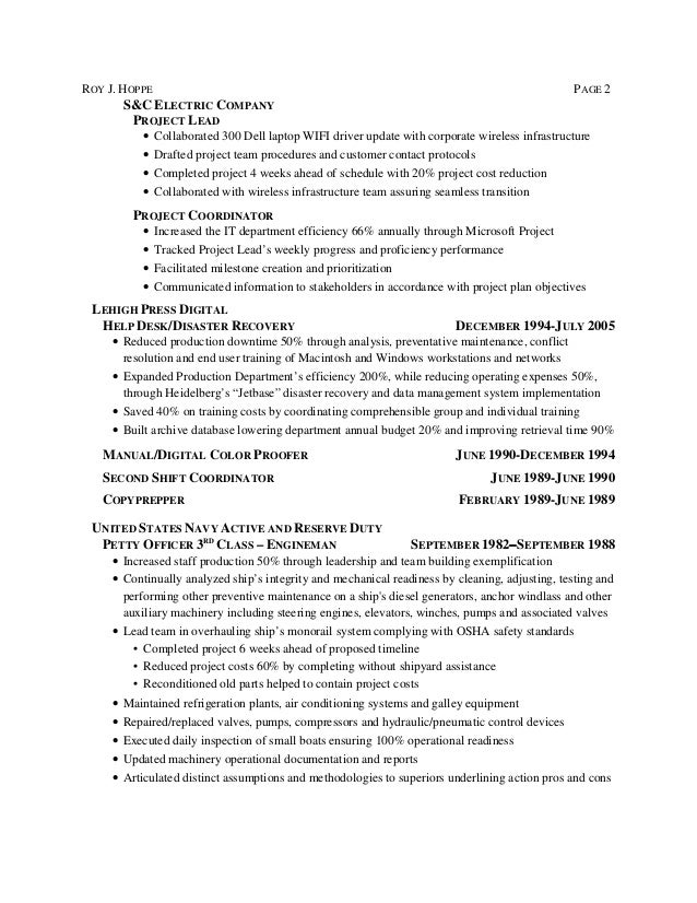SlideShare  It Business Analyst Resume