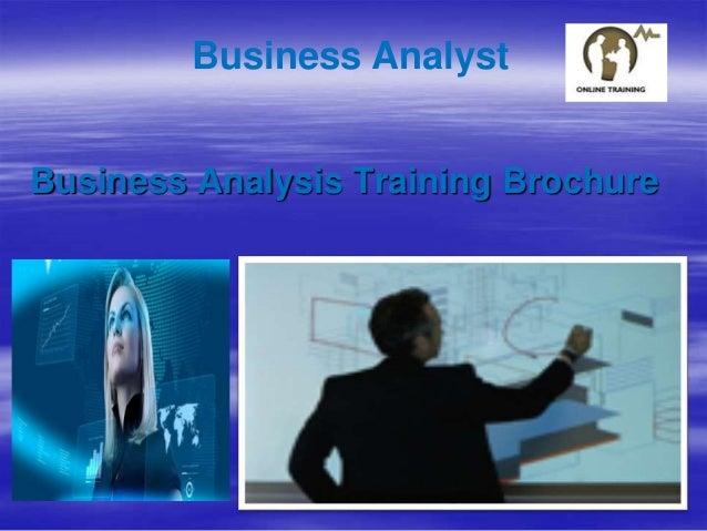 Business Analyst Online Training in Hyderabad, India