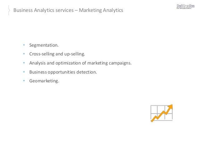 Business analytics presentation