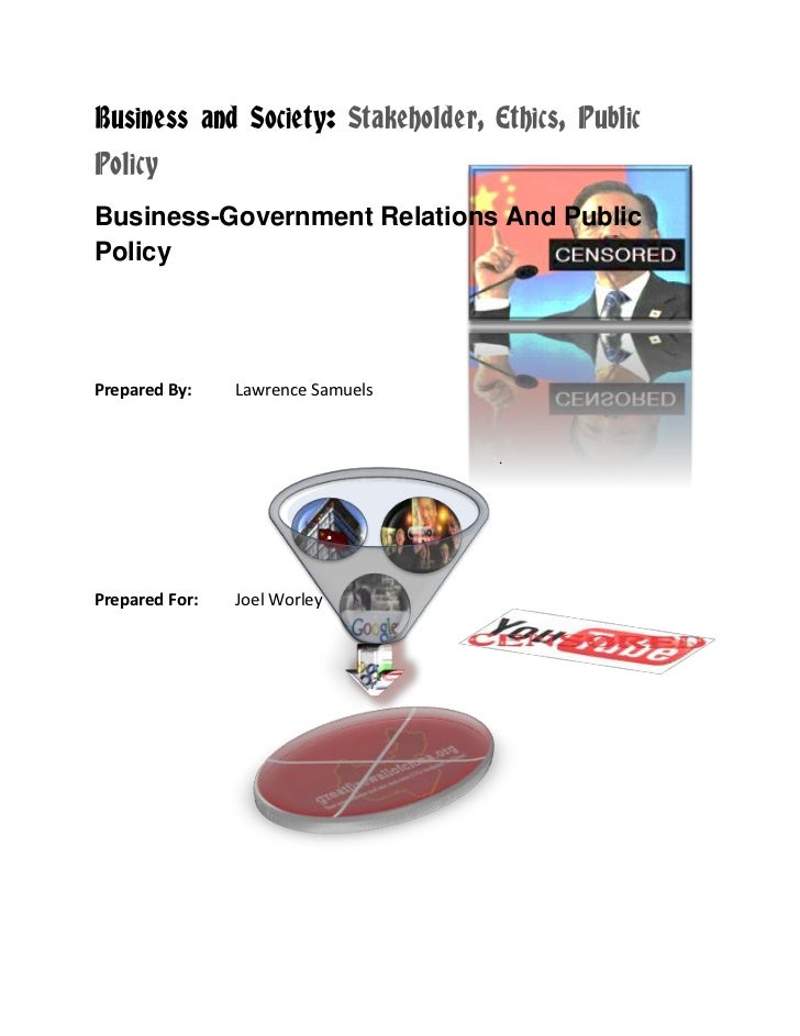 364839569723000Business and Society:  Stakeholder, Ethics, Public Policy<br />Business-Government Relations And Public Pol...