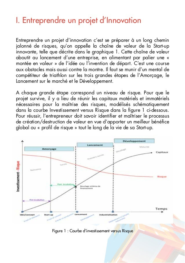guide de financement de la start up innovante en tunisie